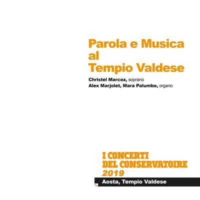 Parola e musica al Tempio Valdese