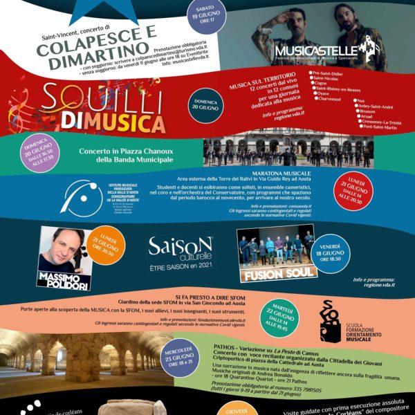 Festa Europea della Musica | Maratona musicale