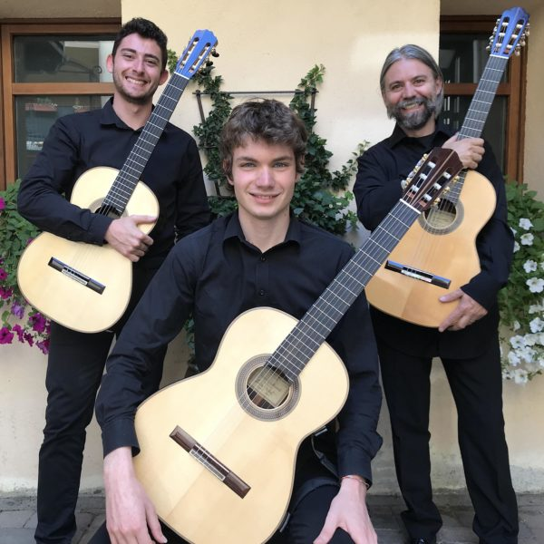 Les Jeudis d'été – Il trio di chitarre nel '900